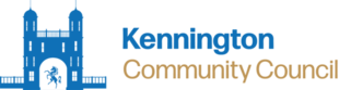 Kennington Community Council, Ashford Kent Logo